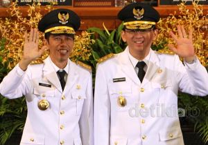 Gubernur Jokowi